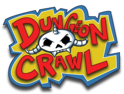 Dungeon Crawl for a Cure logo color